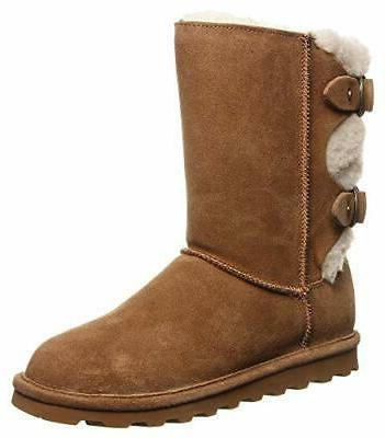eloise women s hickory brown suede neverwet