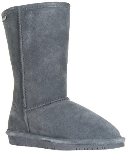 emma tall suede boots