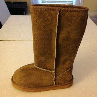 Fashion Mid-Calf Suede Fall and Winter