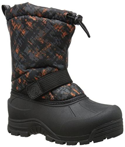frosty snow boots