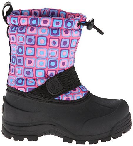 Northside Boot ,Pink/Turquoise,12 Little Kid