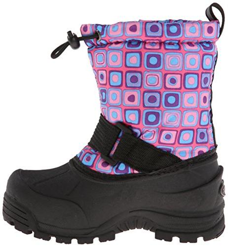 Northside Winter ,Pink/Turquoise,12 Kid