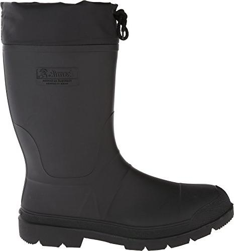 Kamik Hunter Cold Weather Boot,9 DUS,Black
