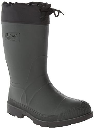 Weather Boot,9 DUS,Black