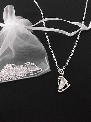 ice skating necklace party bag filler birthday