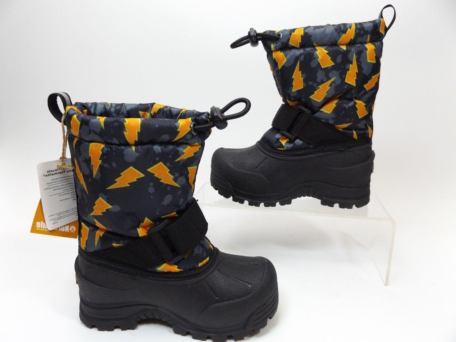 Northside ICICLE Winter Boots Black, THERMOLIT NEW 8960