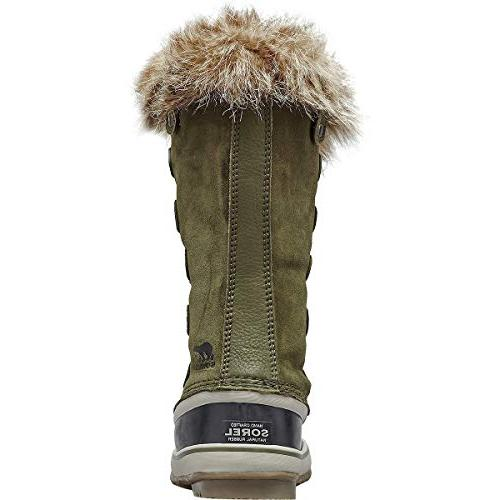 SOREL Joan of Arctic Nori/Dark 8 M US