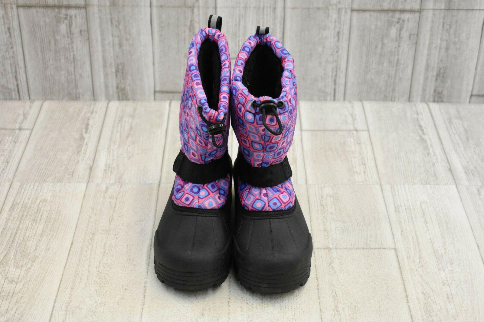 Northside Winter Boots, Girl's Size Pink