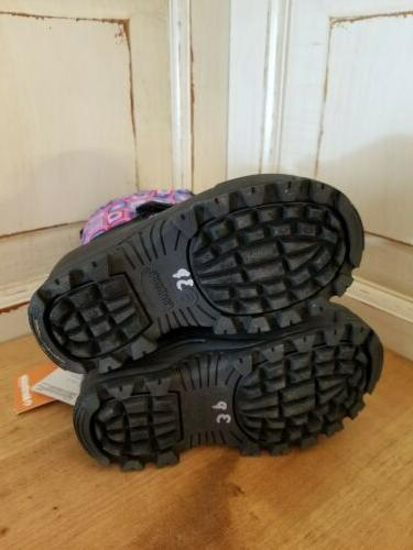 Kids Boots Insulated Snow NEW