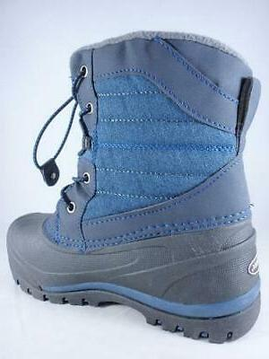 Northside Boots Blue Waterproof Boots