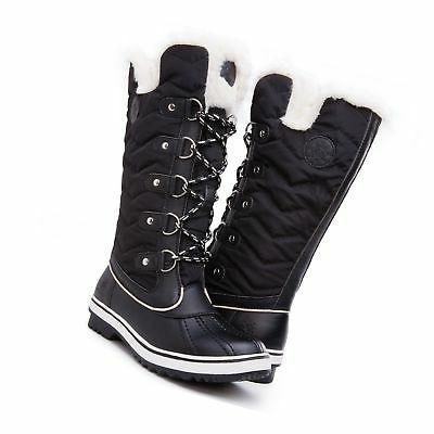 Kingshow Women's Globalwin Waterproof Winter Boots