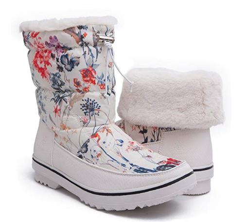 ladies size 8 5 snow winter boots
