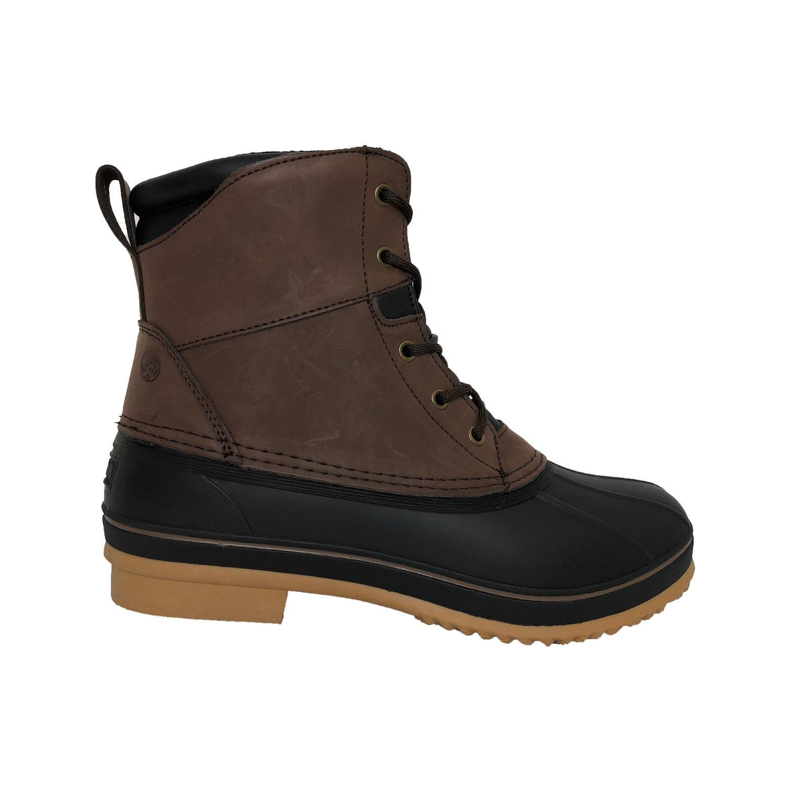 Northside Mens Boots Waterproof Snow Fully
