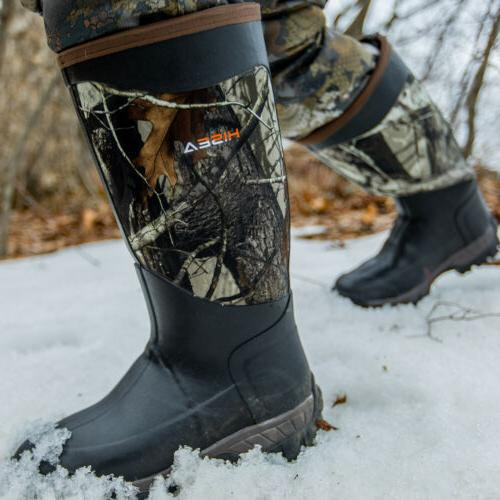 HISEA Arctic Snow Working Hunting Boots