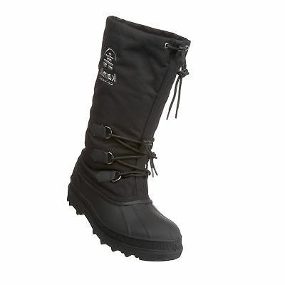 men s canuck cold weather boot black