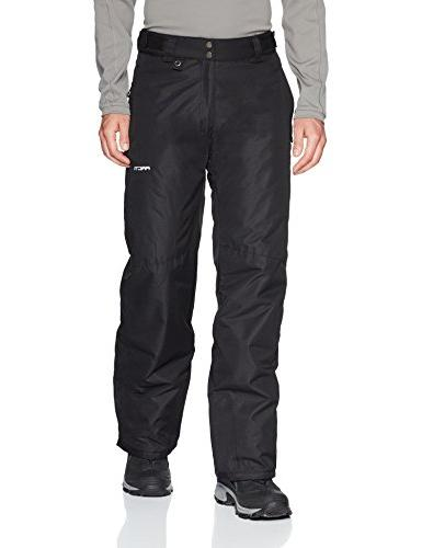 Arctix Men's Essential Pants, Black,