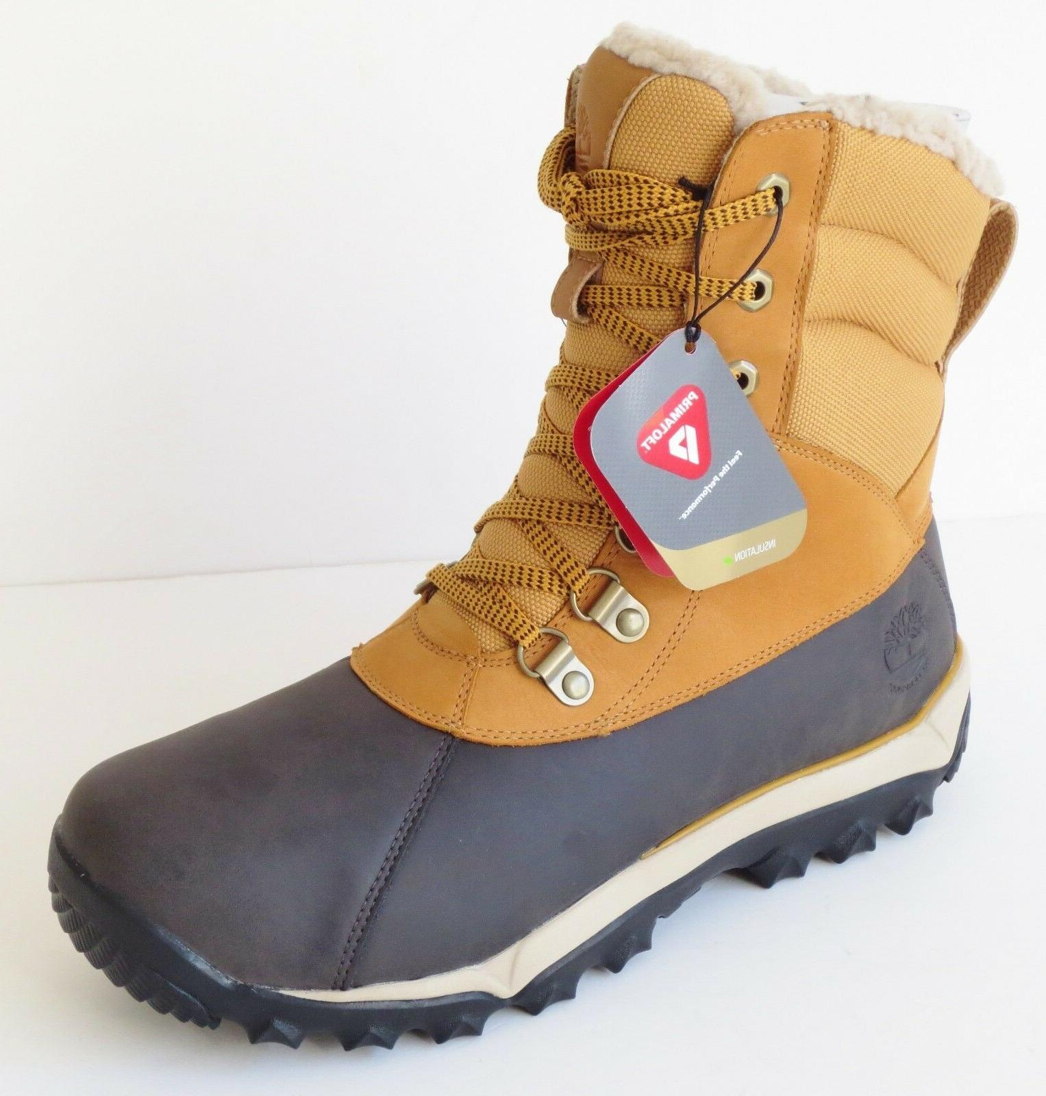 Timberland Men's Waterproof Boots Wheat Style A1GY1