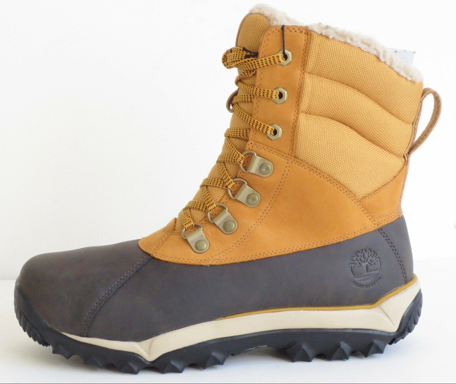 Timberland Waterproof Winter Wheat Style A1GY1