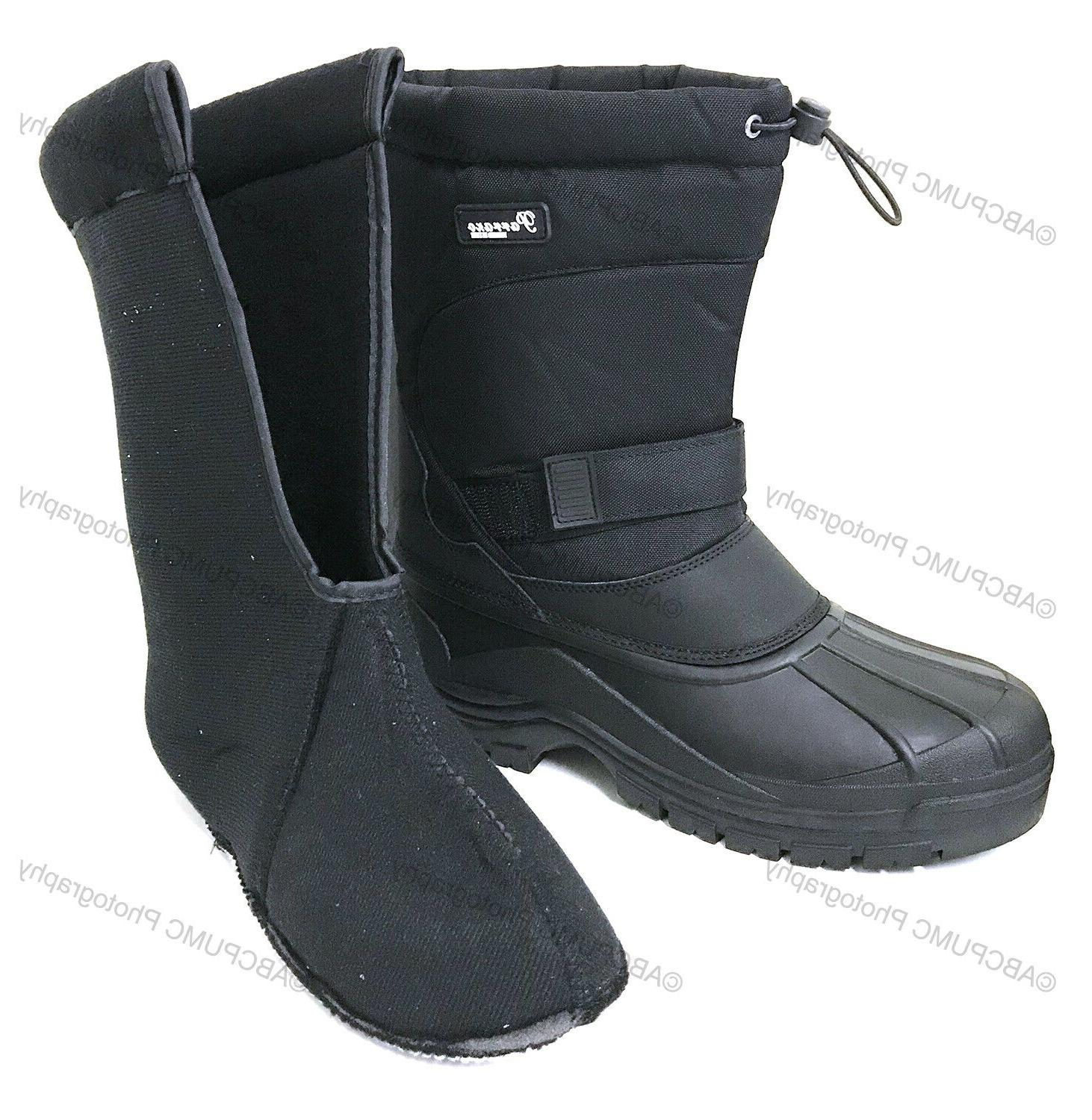 Waterproof Thermolite Shoes