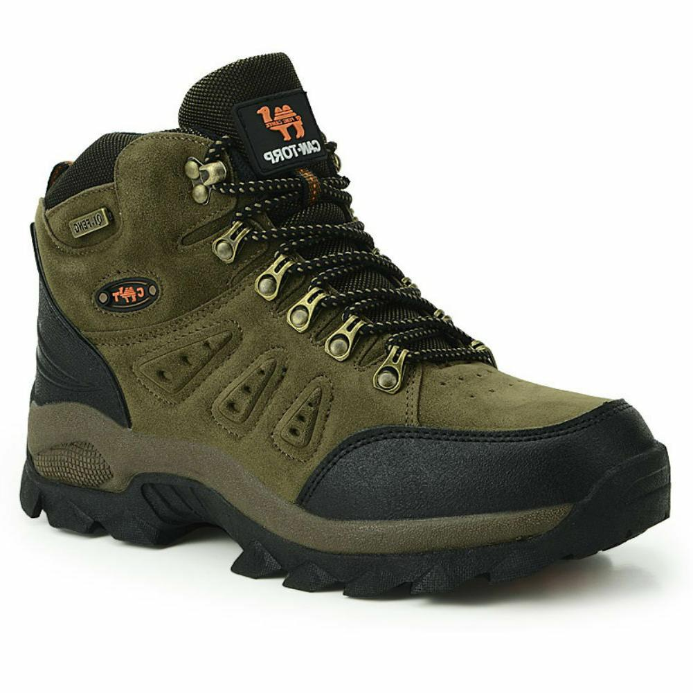 Men's winter outdoor hiking boots shoes