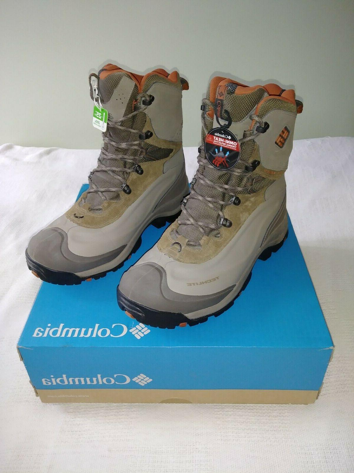 Mens Omni-Heat Boots Size: 10.5 Extras