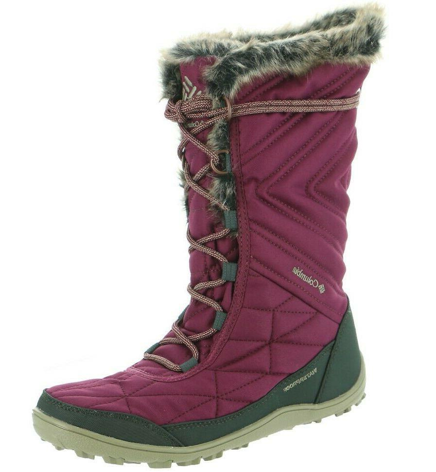 Columbia Minx Mid III Omni-Heat Women's Boots Winter Snow Hi