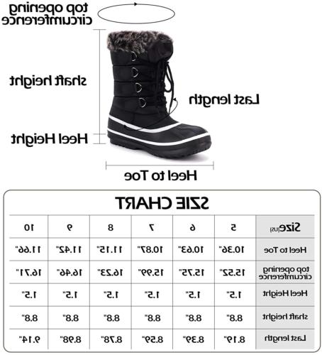 mysoft Boots, Snow Boots for Outdoor