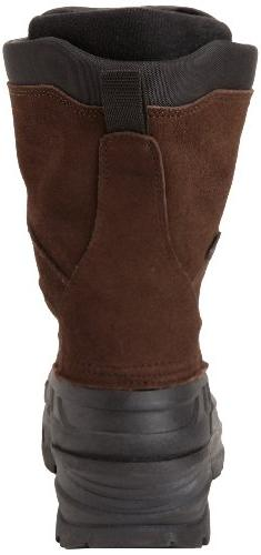 Kamik Men's Boot,Dark Brown,13 M US