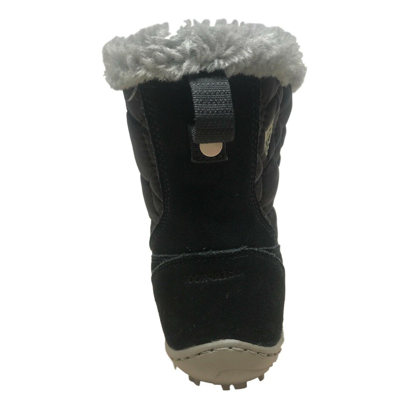 New Columbia Powder Shorty waterproof winter Black