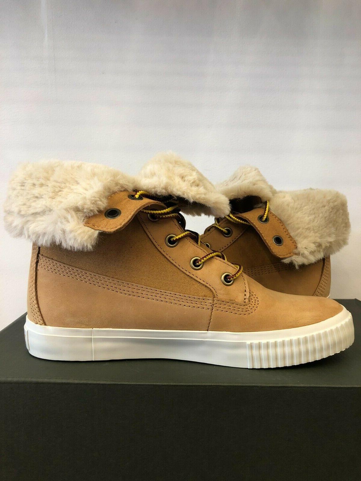 NEW IN BOX TIMBERLAND SKYLA BOOTS