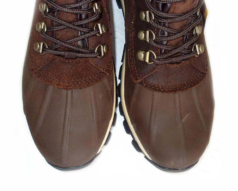 NEW 6 INCH LEATHER WINTER BOOTS SIZE 13