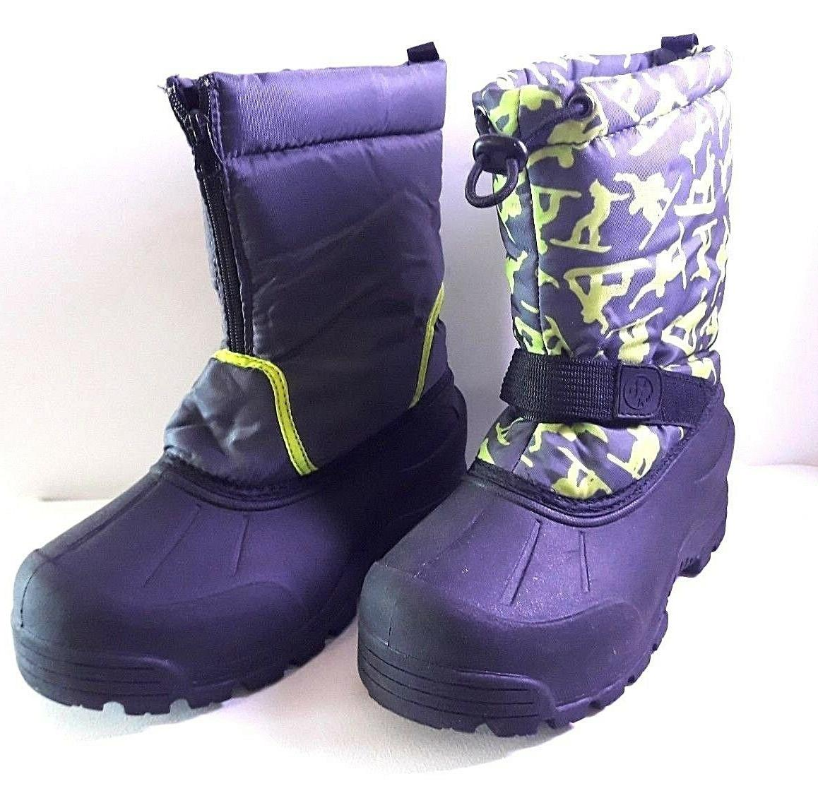 new woman waterproof snow boots