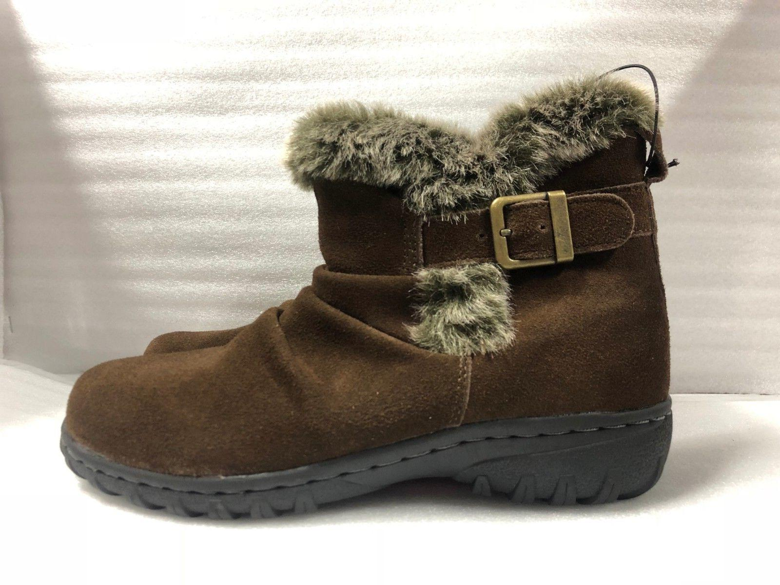 NEW Khombu Lindsey Snow Winter Boots SIZE COLOR