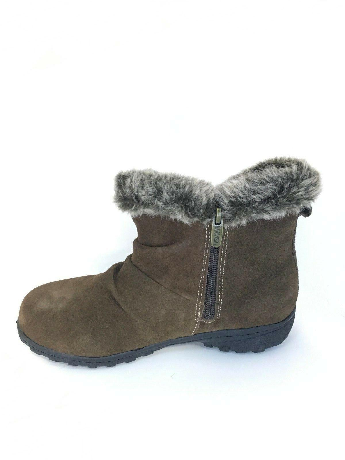 NEW Khombu Women's Lisa Winter Boots Brown Pick