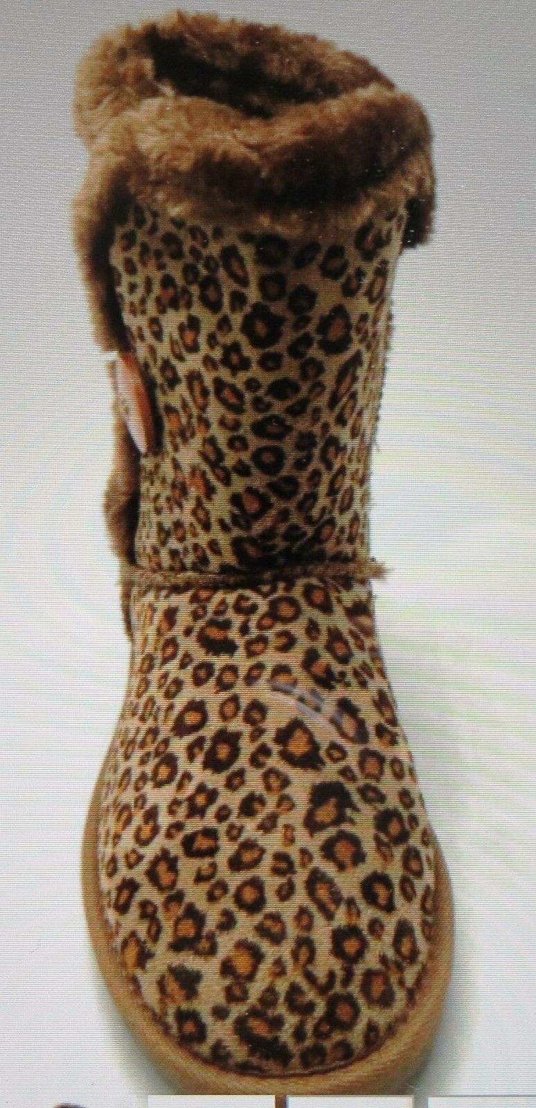 New Boots Fashion Warm Fur Lined Shoes,