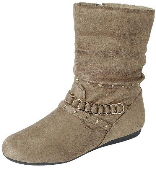 New Winter Fashion Ankle