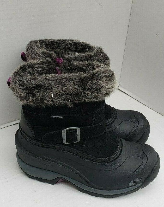 New Womens Black Winter Boots Insulated 5