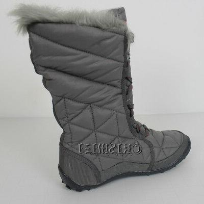 """New Womens Mid"""" Insulated Omni-Grip Winter"""