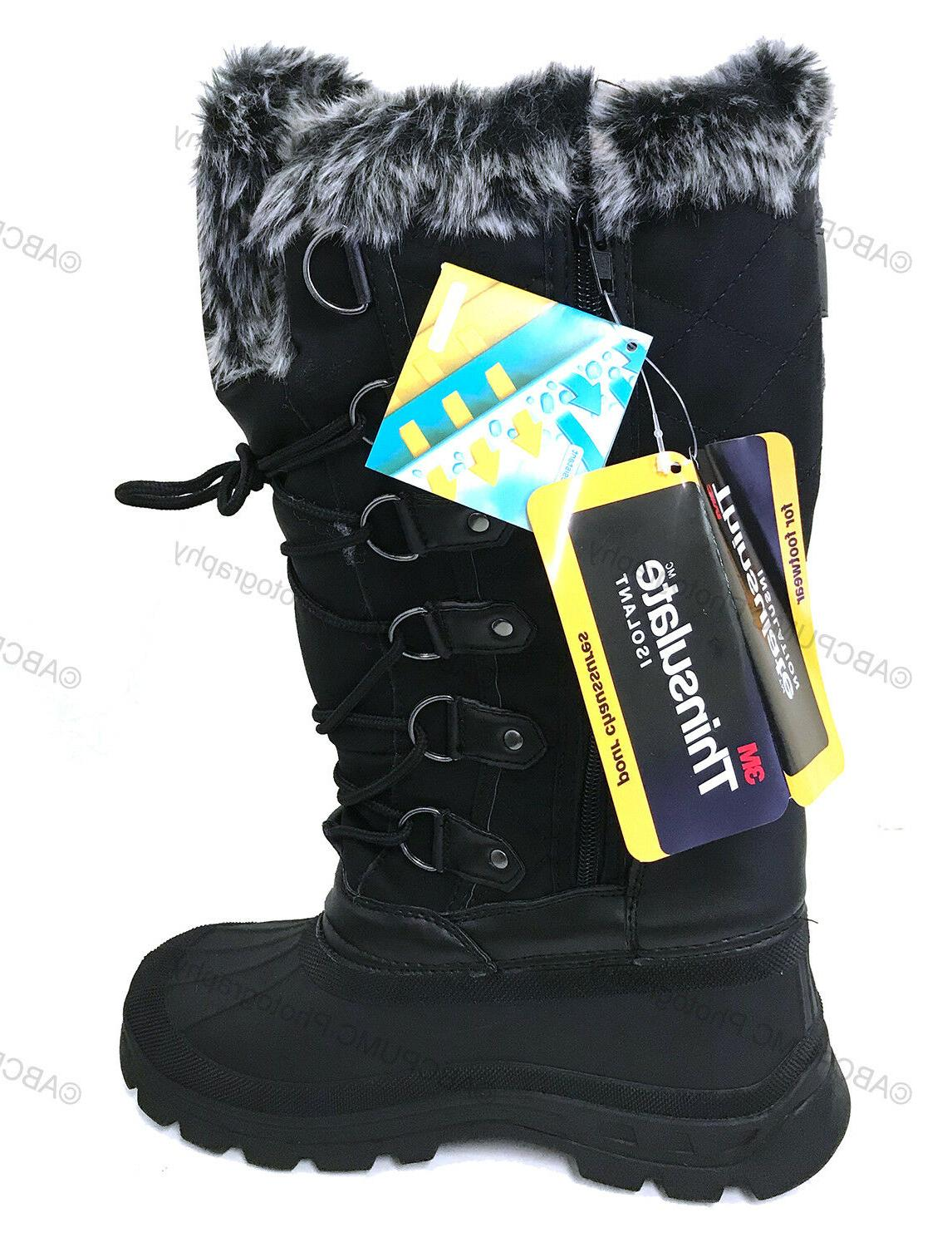 Brand New Women's Winter Boots Warm Insulated