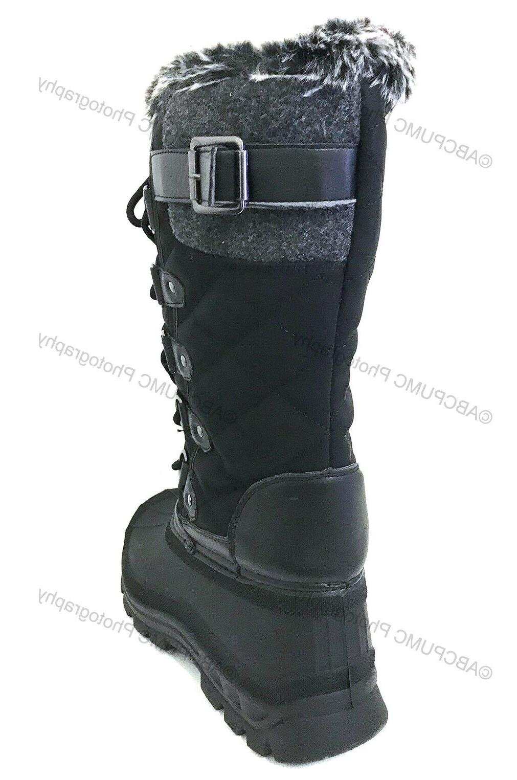 Brand Boots Fur Warm Insulated Snow