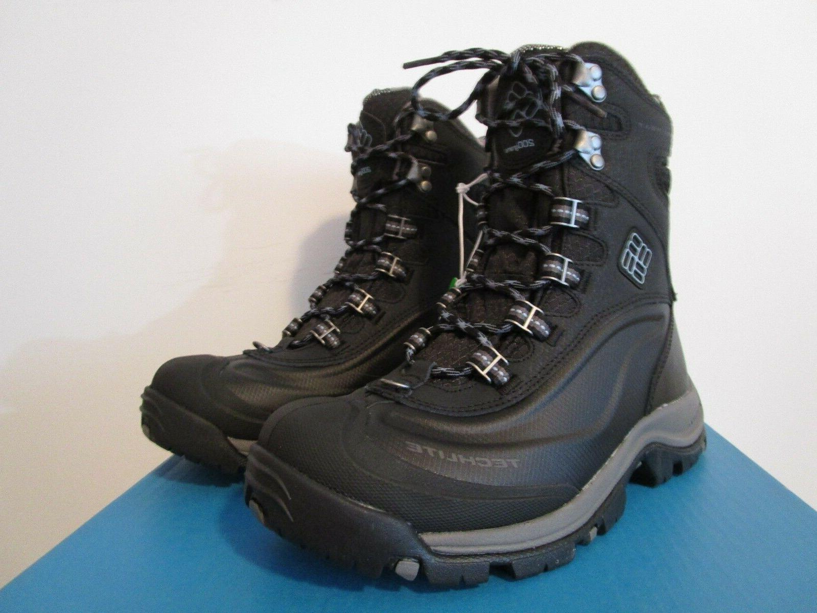 NIB Bugaboot Plus -32 Boots Black