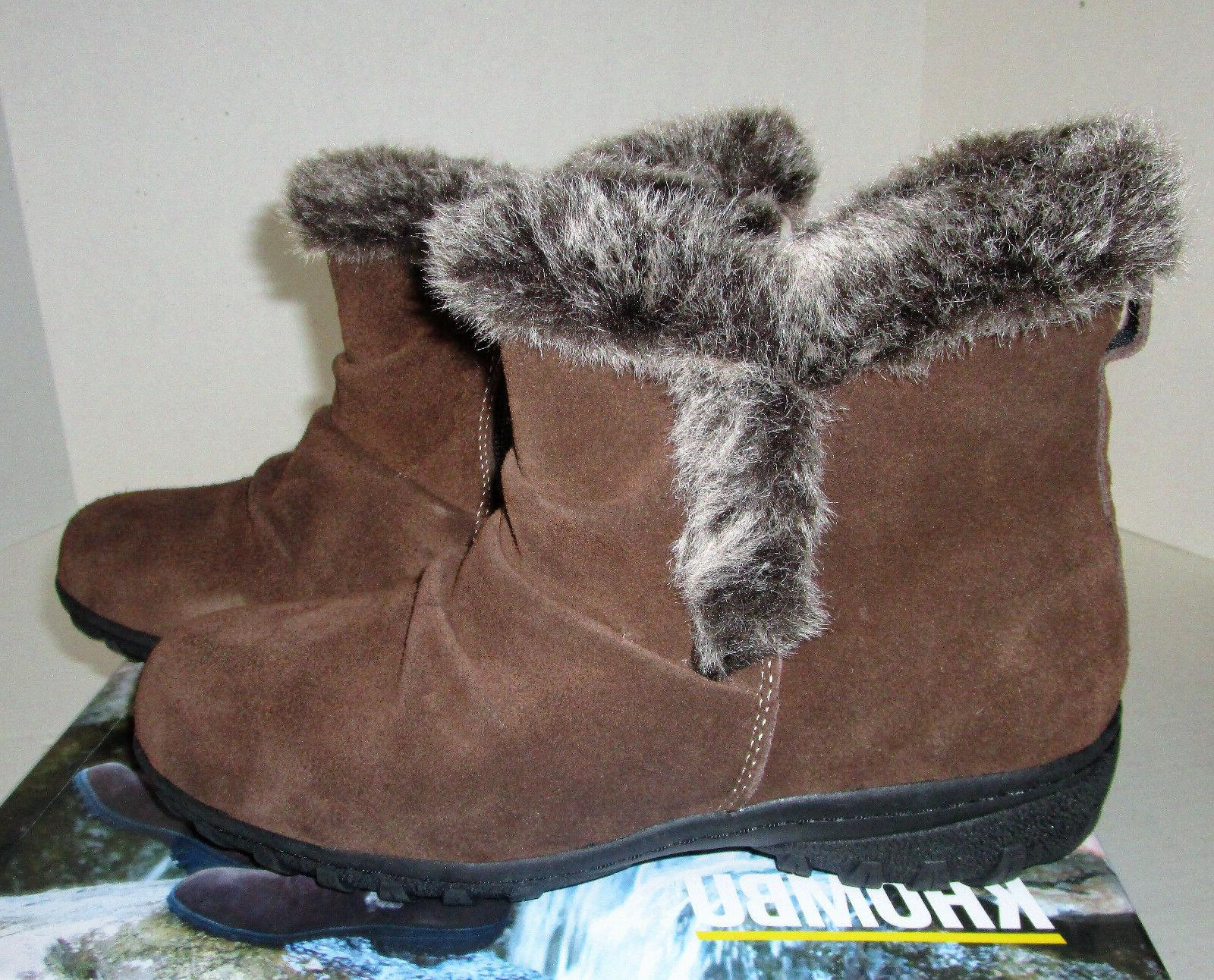 nwob ladies lisa all weather winter boots