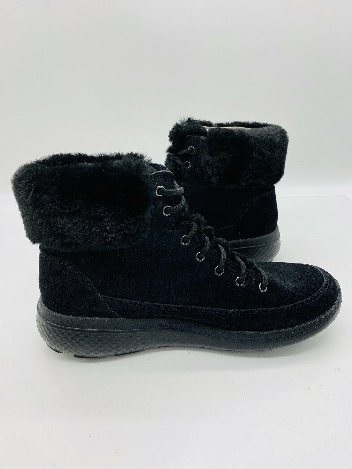 Skechers Chill Resistant Boots Black