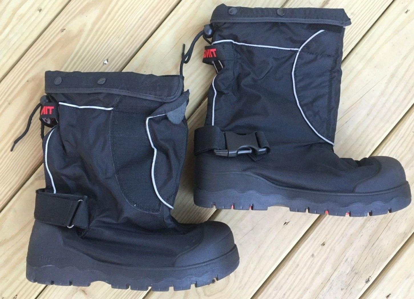 orion winter over boots insulated women 8