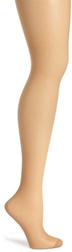 Hanes Silk Reflections Reinforced Toe Pantyhose Little Color