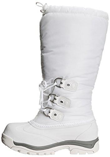 Sorel Boots Women's White/Red