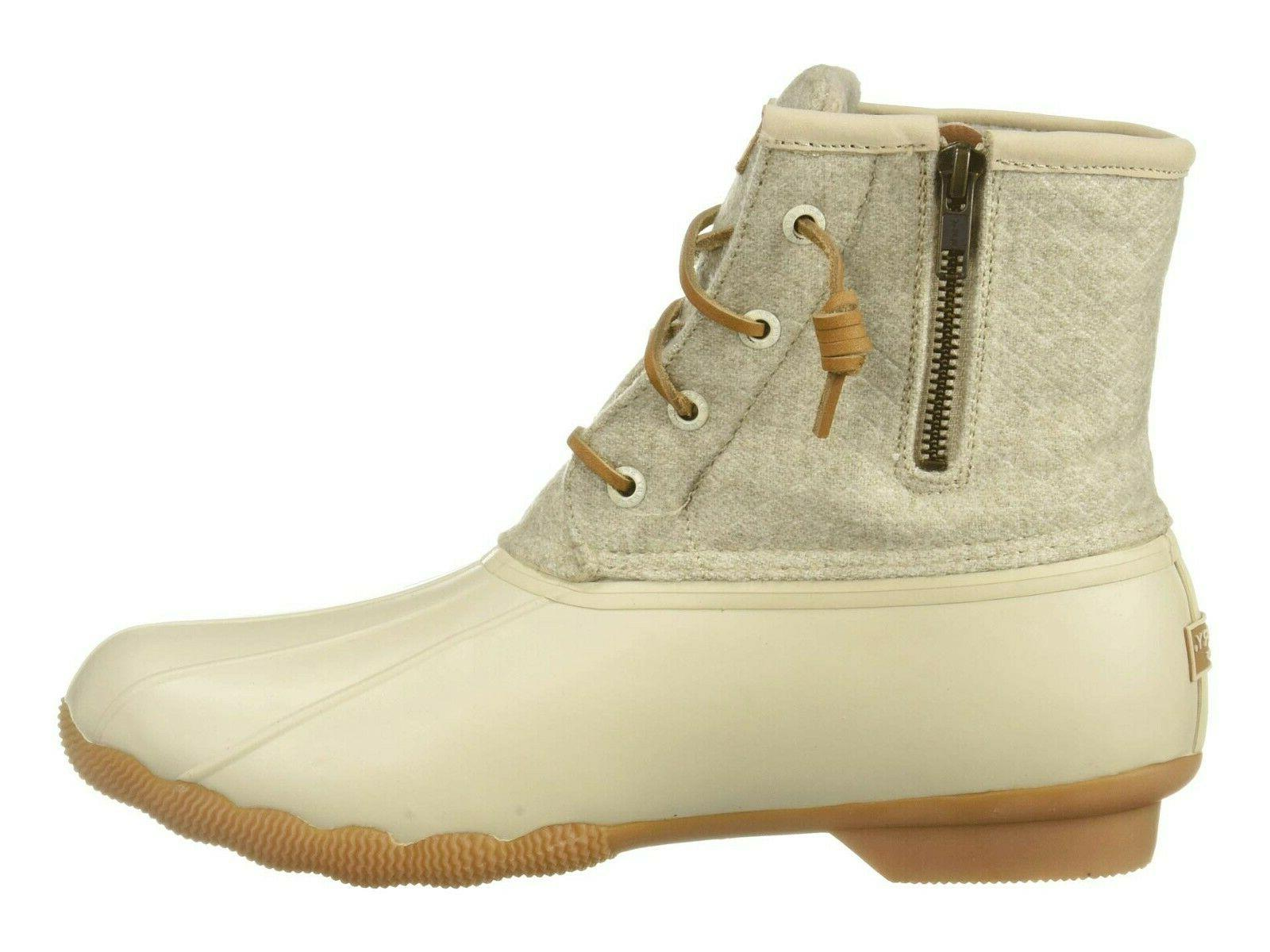 Sperry Wool Duck Boots Snow
