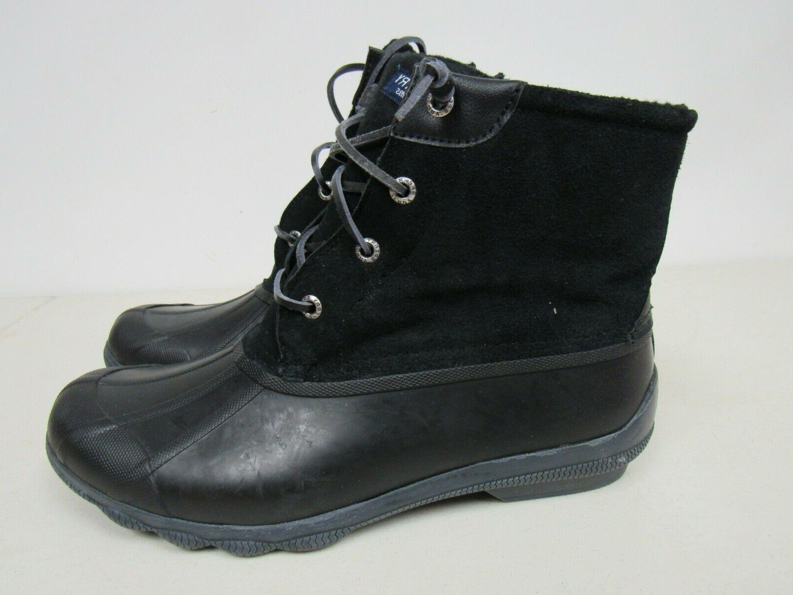 Sperry Syren STS80422 Boots 9.5 P969