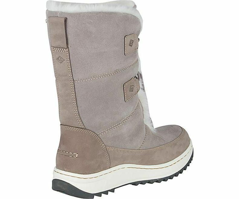 Sperry Powder Valley Vibram Arctic Boots Grey Pick A Size