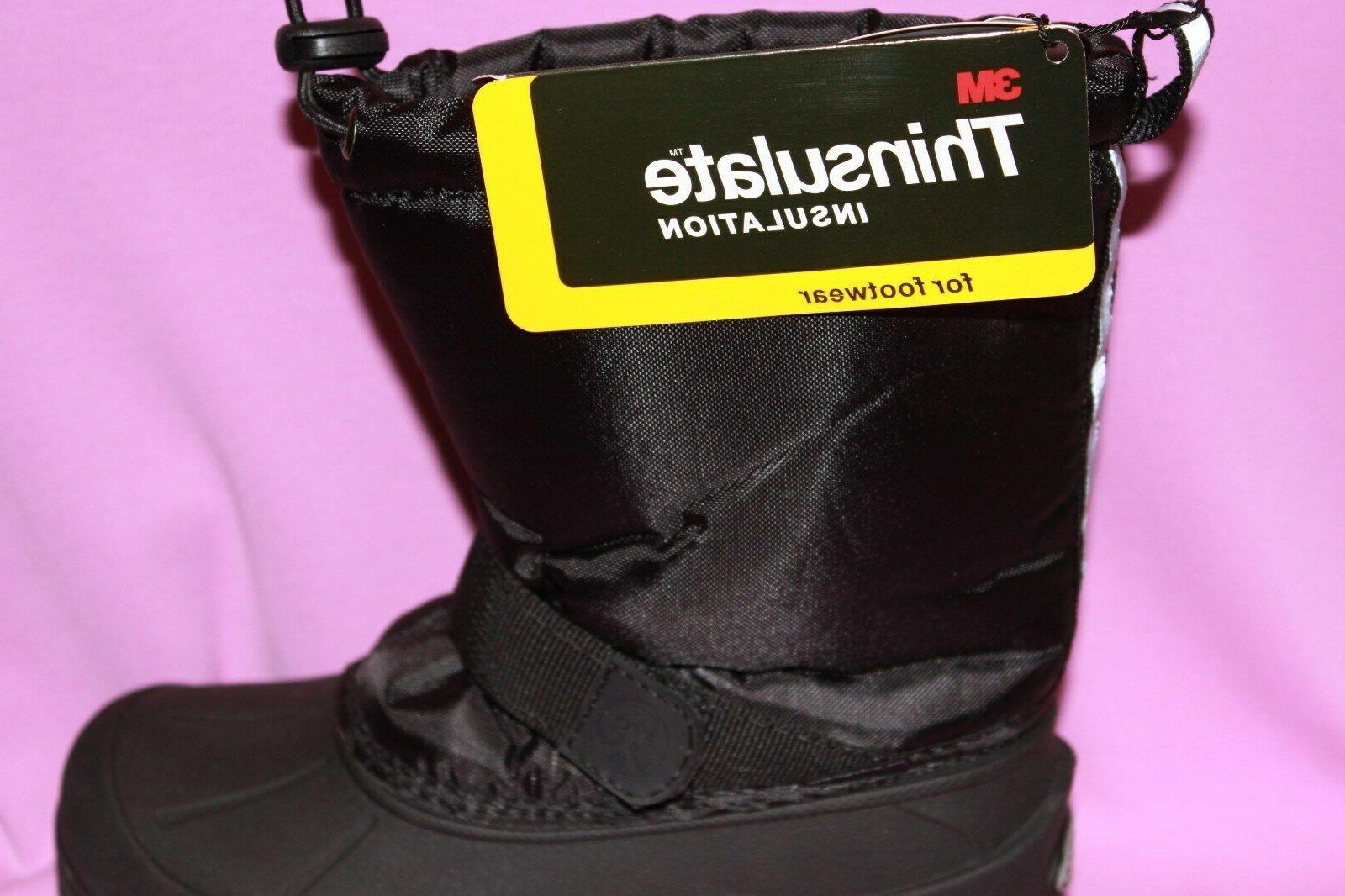 Northside Winter Boots With Strip